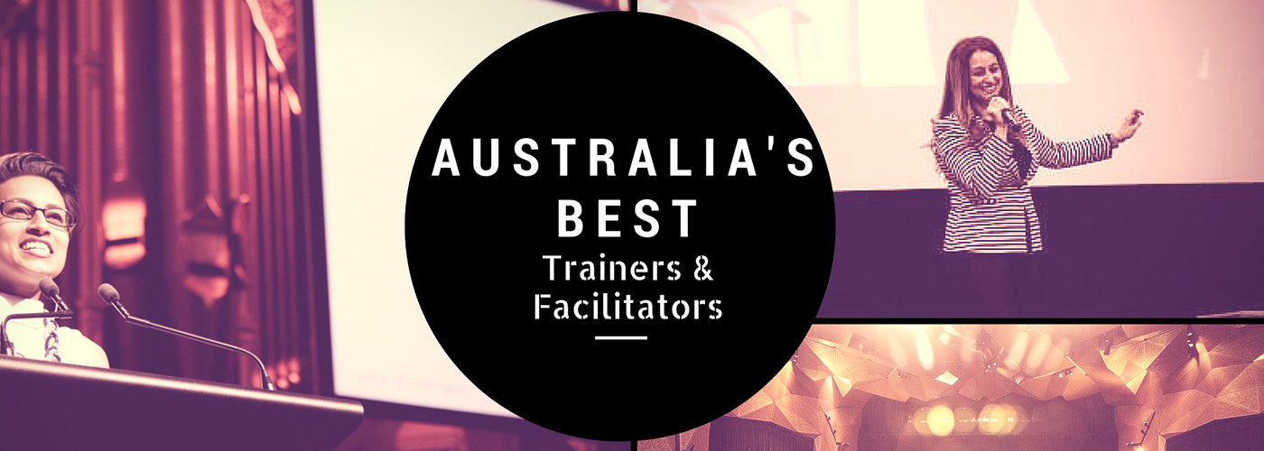 picture of Australia's Best Trainers and Facilitators